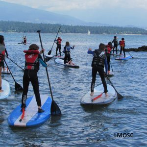 LMOSC-paddling