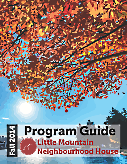 Fall 2014 Program Guide