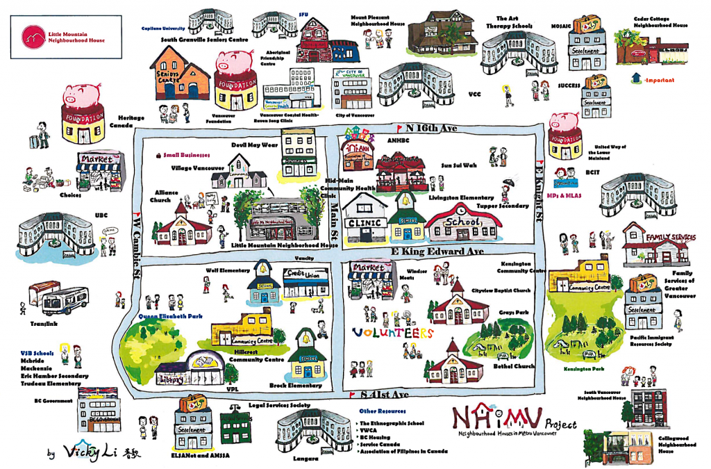 Neighbourhood Resource Map
