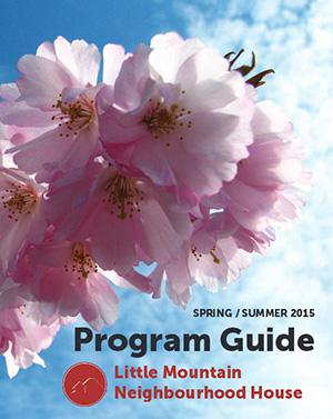 Cover Summer 2015 Program Guide