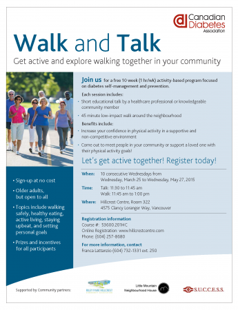 Walk and Talk – Vancouver