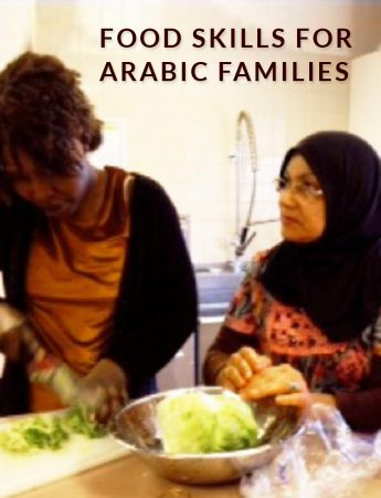 Food Skills for Arabic Families
