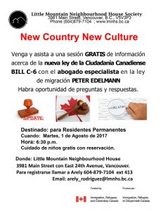 New Country New Culture